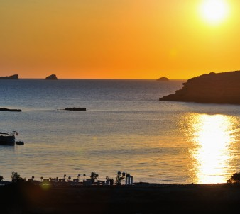 Locatie Sunset Ibiza