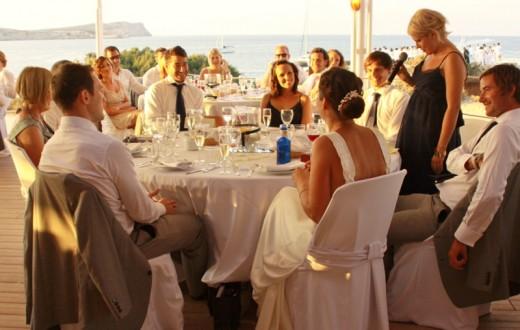 Huwelijk vieren Ibiza