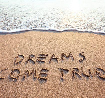 Vroeg of laat komen alle dromen uit